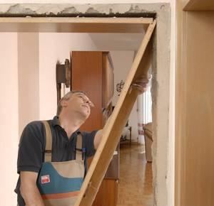 alte innent ren schnell und sauber austauschen f r ein neues wohngef hl bauwiki. Black Bedroom Furniture Sets. Home Design Ideas