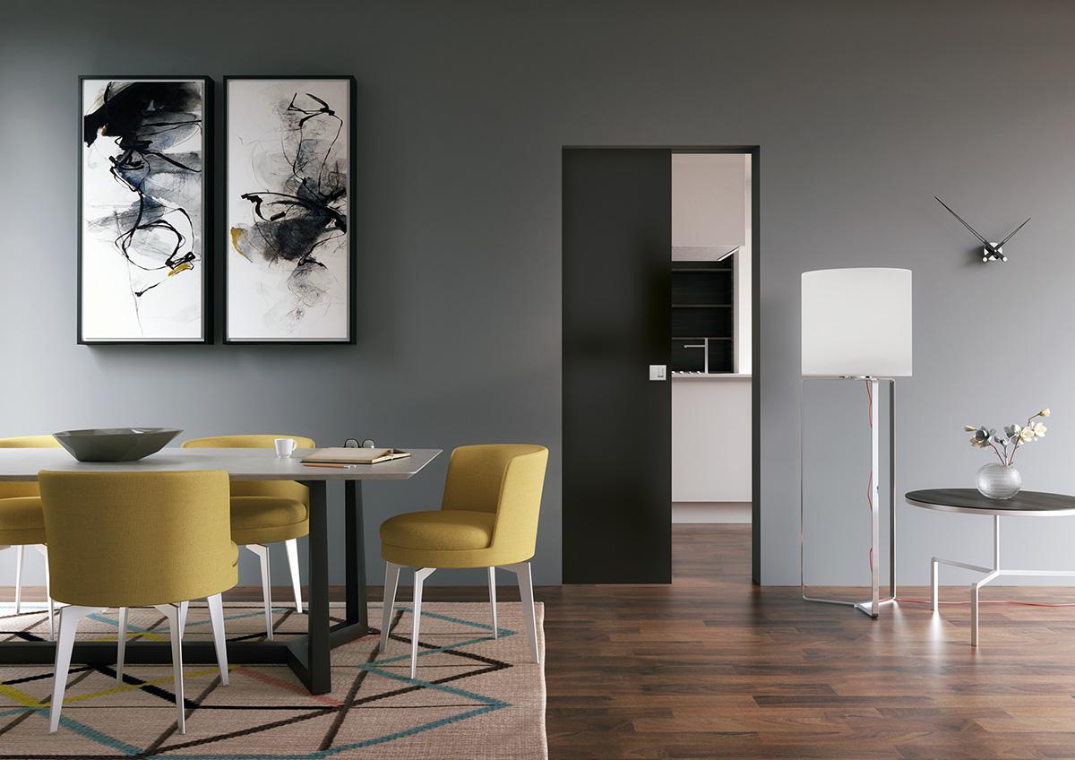 Moderne helle innentüren  Innentür Ausstellung - BAUWIKI